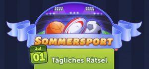 4 Bilder 1 Wort Sommersport Bonus 1 Juli 2021 Lösung